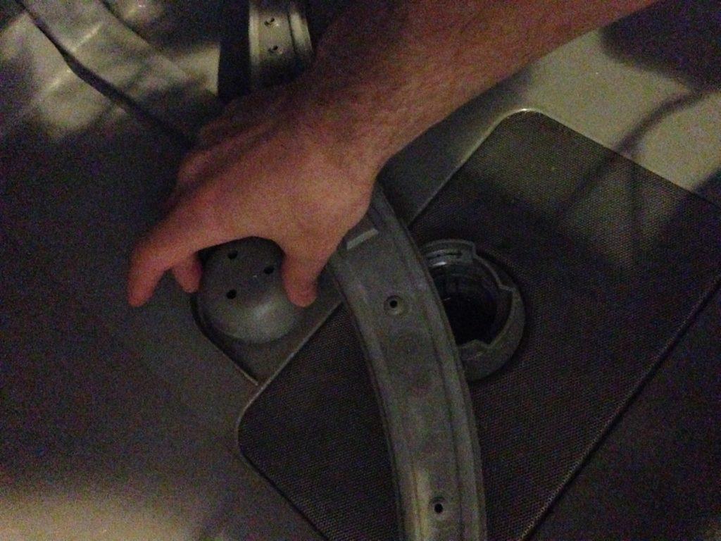 Bosch Dishwasher Not Draining Leaving Standing Water