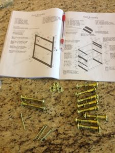 combining related nuts washers bolts