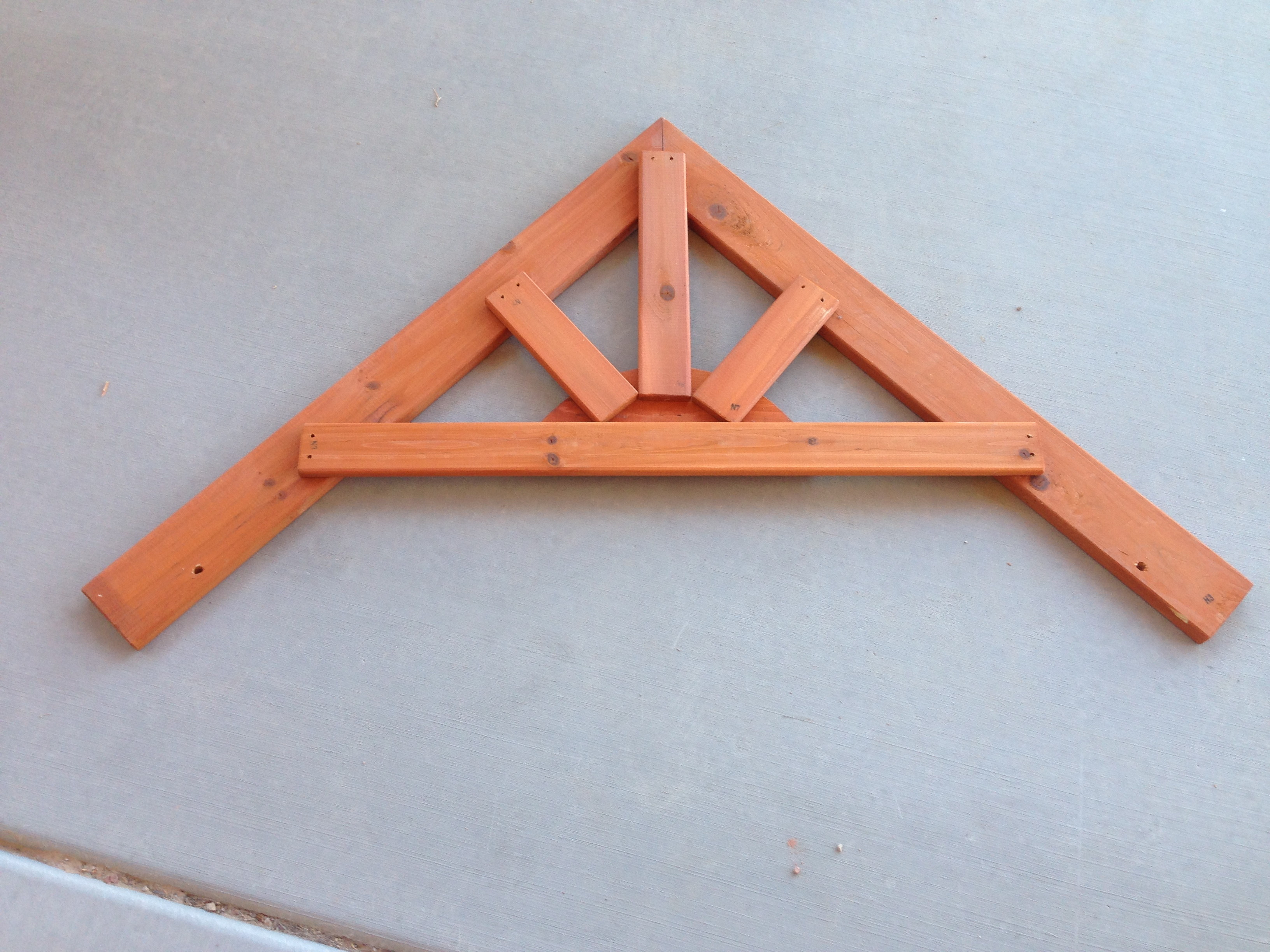 swing roof u0026 anthonyu0027s face to face swing trellised roof version