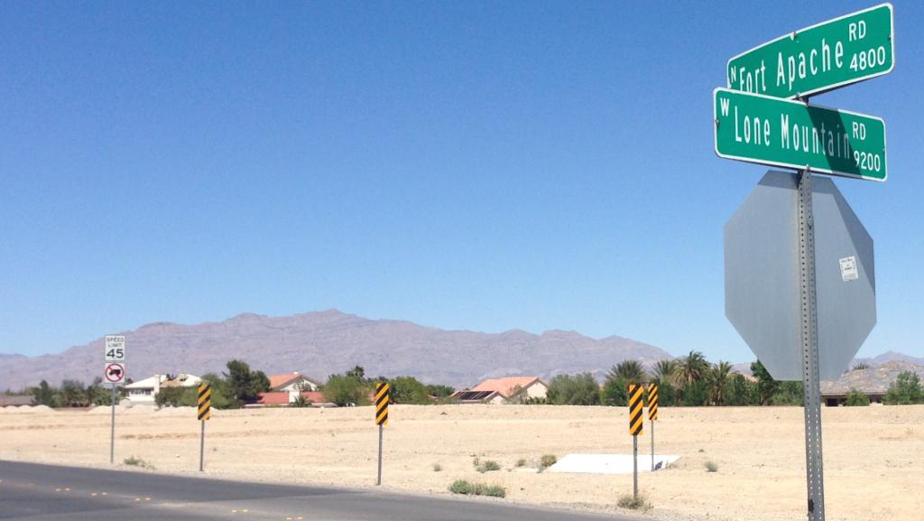 Touchstone Ft Apache Lone Mountain Neighborhood Develpment