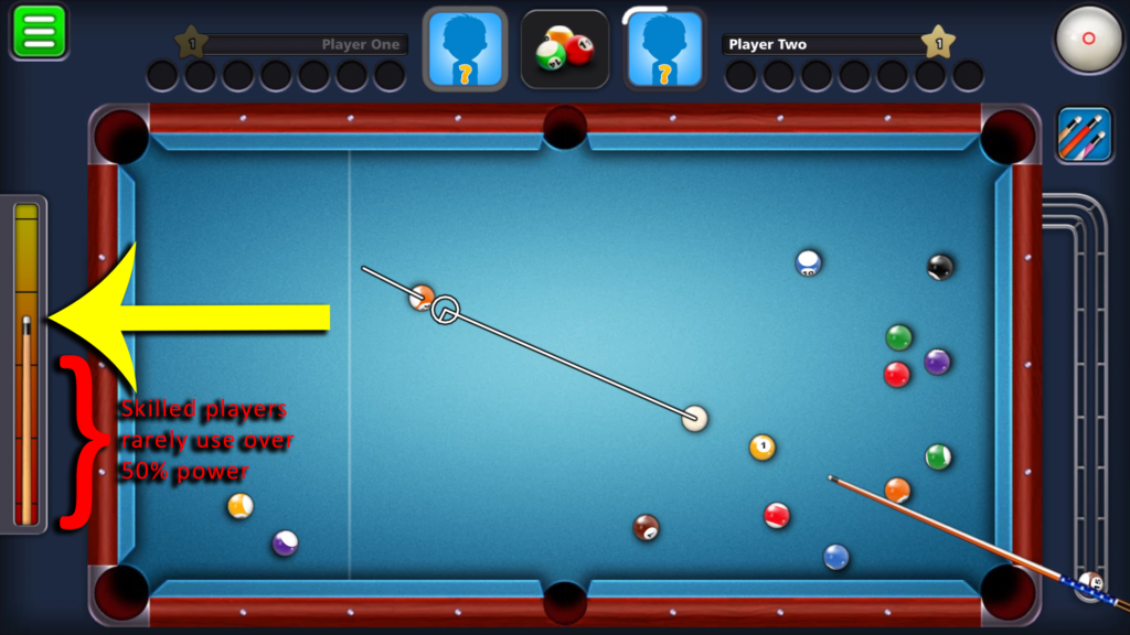8 Ball Pool by Miniclip - Soft Touch Shot