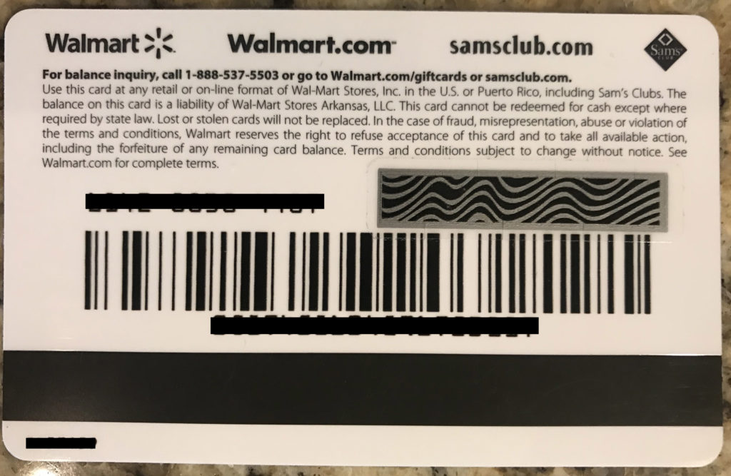 The Walmart Gift Card Fraud Scam that Walmart Doesn't Care